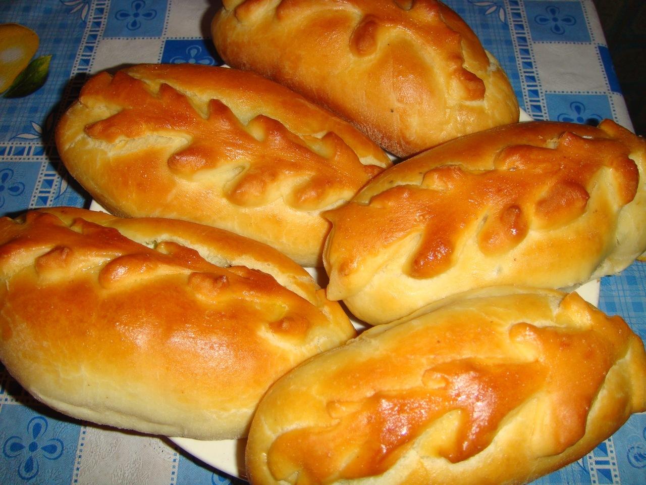 Пирожки с капустой - пошаговый рецепт с фото - как приготовить 31