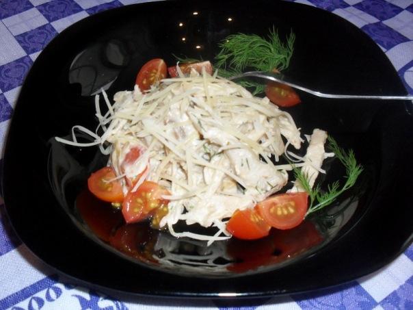 Рецепт салат тоскана фото