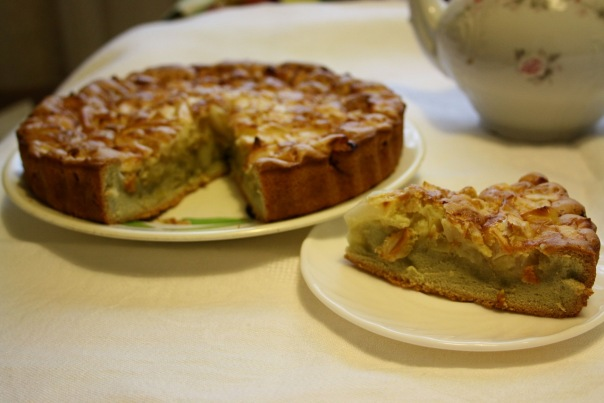Простыеы пирогов в духовке шарлотки