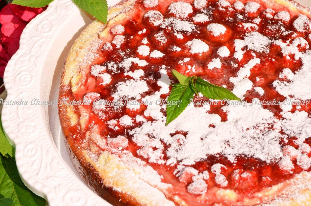 Рецепты с клубникой рецепты с фото на зиму