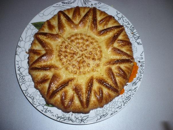 мультиварка рецепт пирога с вареньем