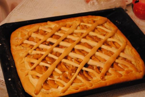 Своими руками пирог